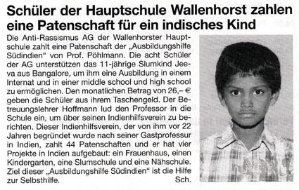 Bürgerecho, 01.06.11