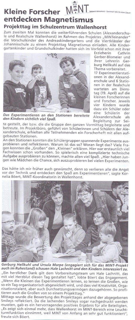 Bürgerecho Magnetismus_g