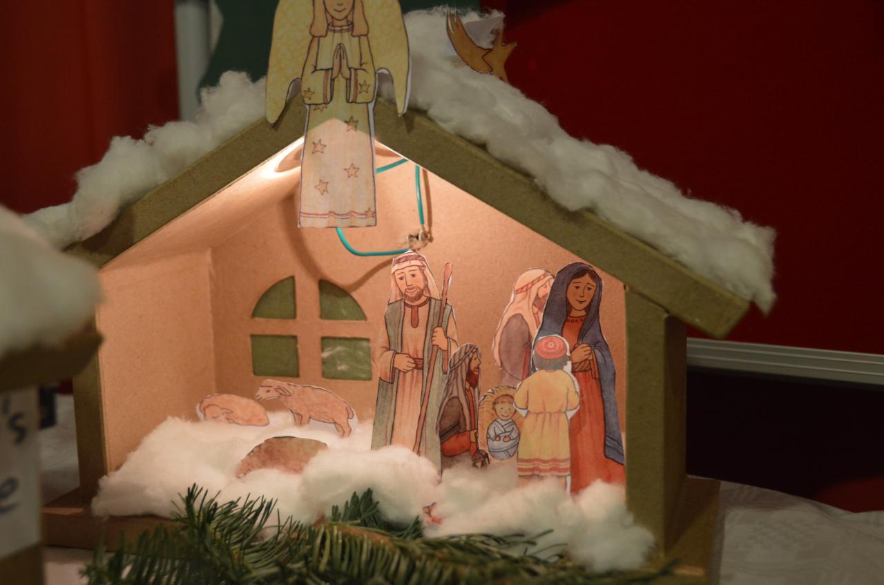 alexanderschule wallenhorst projektwoche weihnachten mit abschlie ender weihnachtsfeier. Black Bedroom Furniture Sets. Home Design Ideas